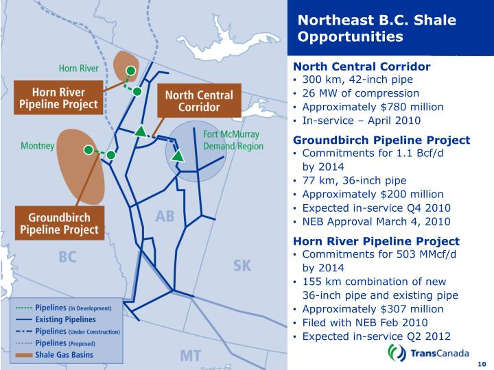 Northeast B.C. Shale Opportunities