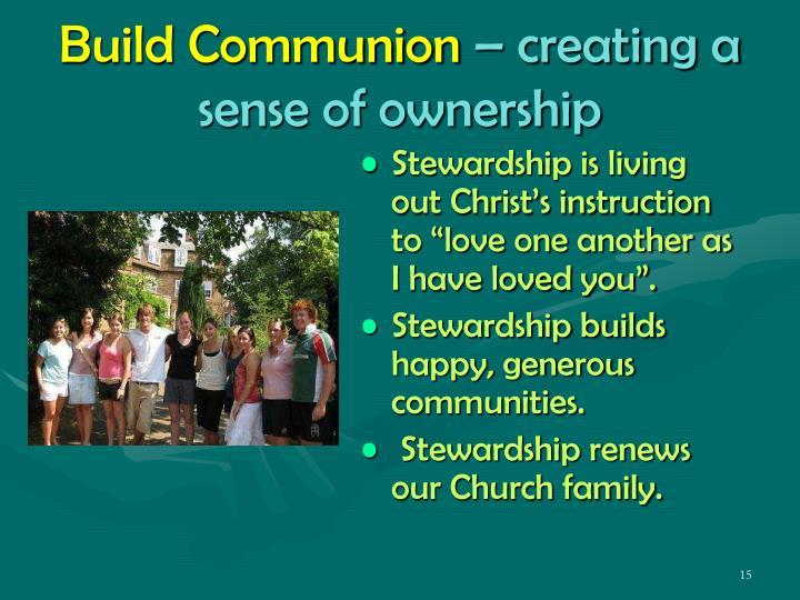 Build Communion