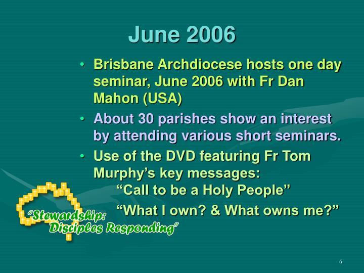 June 2006