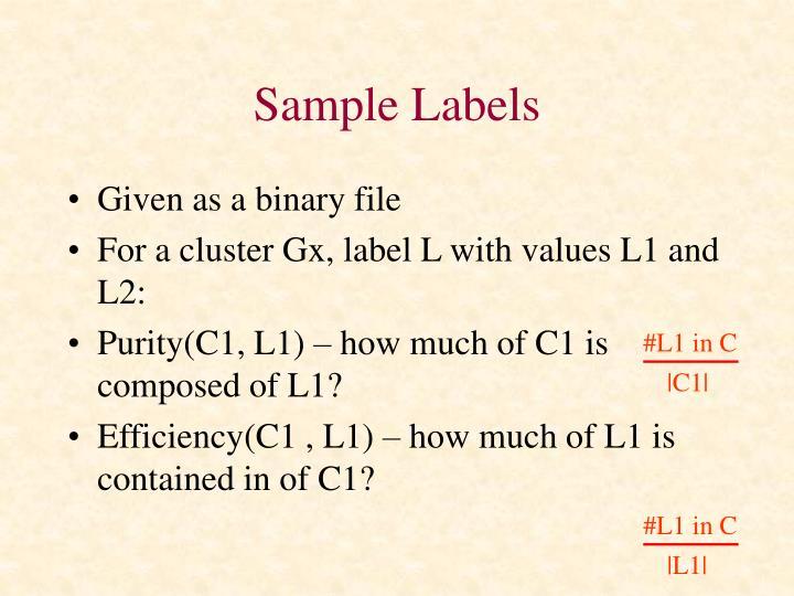 #L1 in C