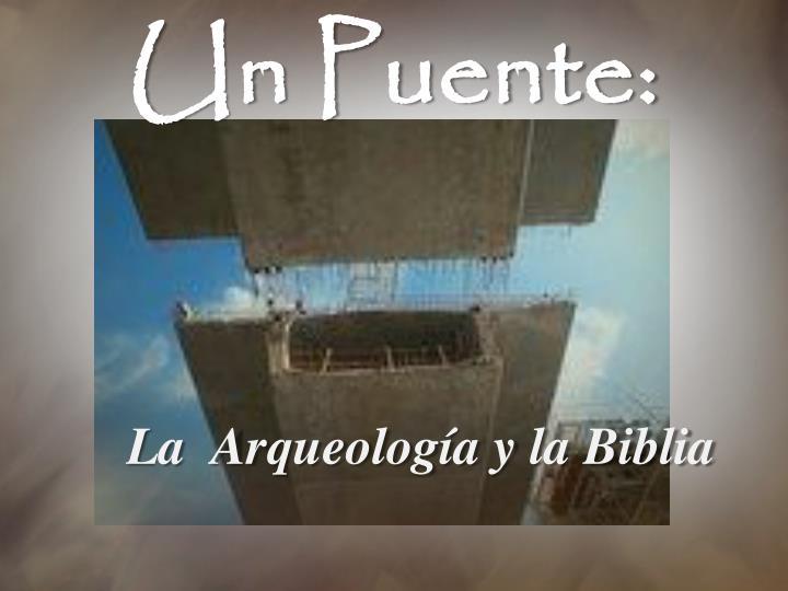 Un Puente: