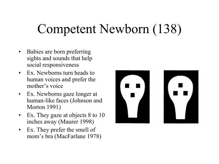 Competent Newborn (138)