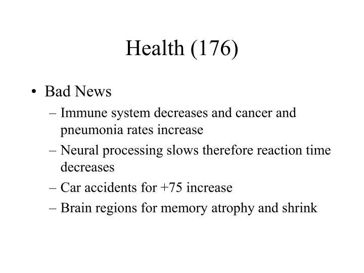 Health (176)