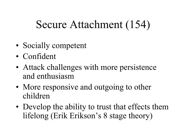 Secure Attachment (154)