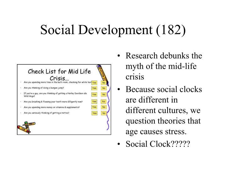 Social Development (182)