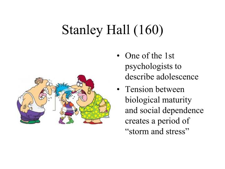Stanley Hall (160)