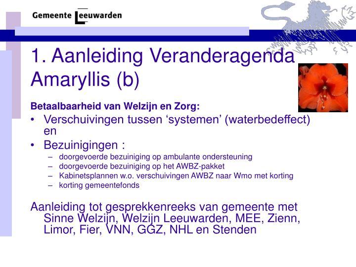 1. Aanleiding Veranderagenda Amaryllis (b)