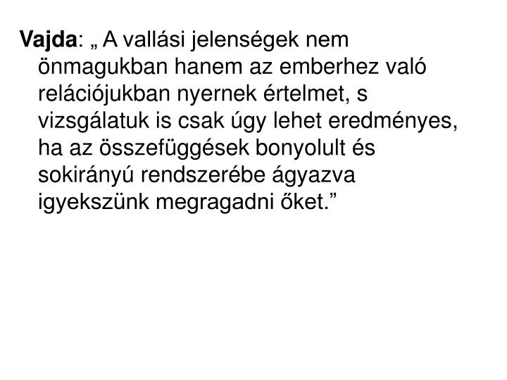 Vajda