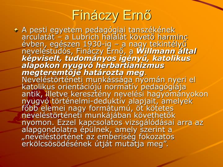 Finczy Ern