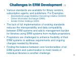 challenges in erm development 1