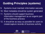 guiding principles systems1