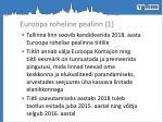 euroopa roheline pealinn 1