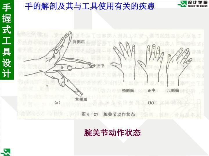 手握式工具设计