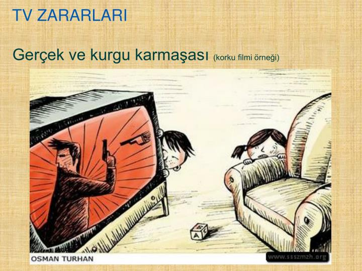 TV ZARARLARI