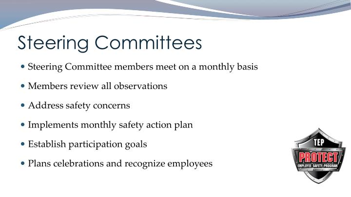 Steering Committees