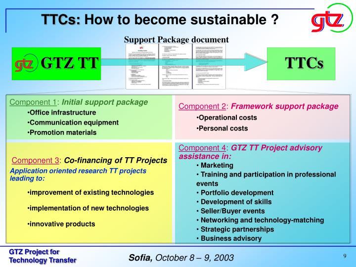 TTCs: