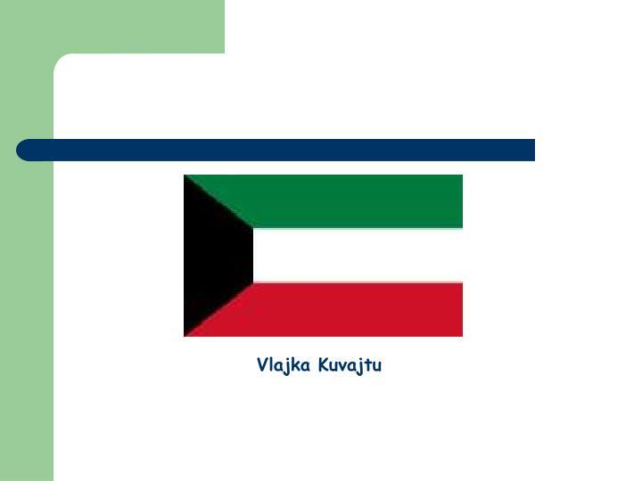 Vlajka Kuvajtu