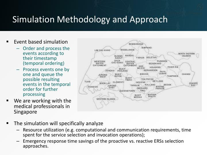 Simulation Methodology and Approach