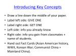 introducing key concepts