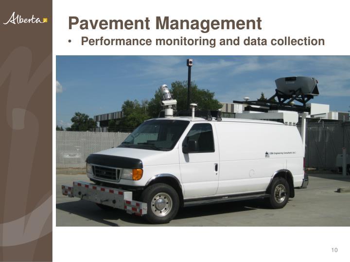 Pavement Management