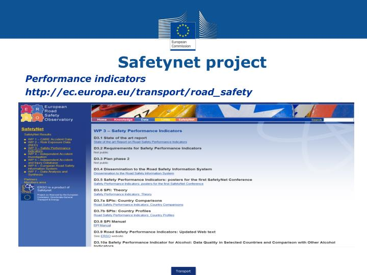 Safetynet project