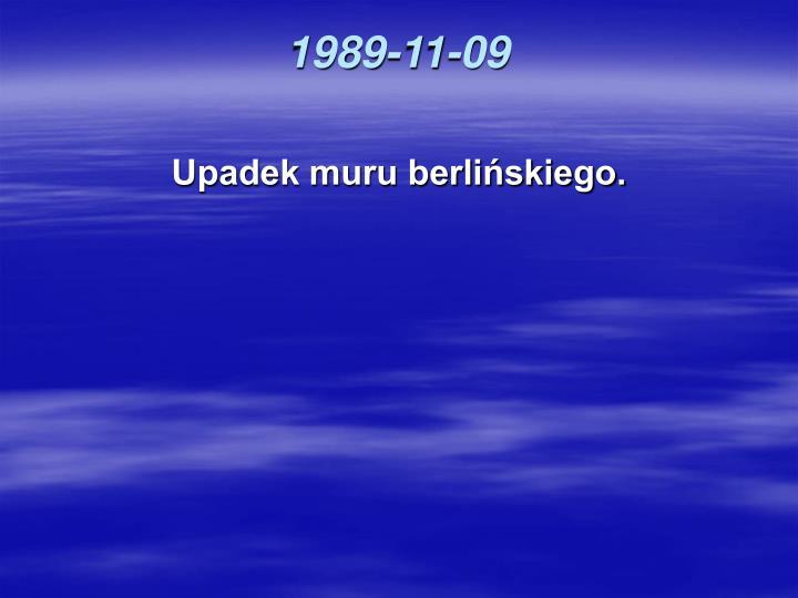1989-11-09