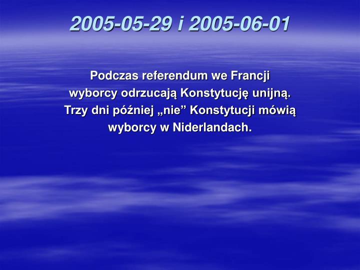2005-05-29 i 2005-06-01