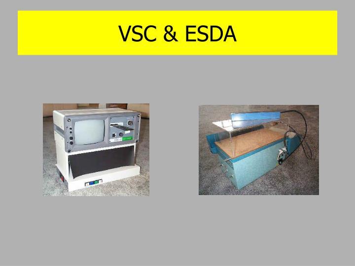 VSC & ESDA