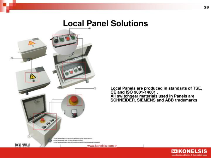 Local Panel Solutions