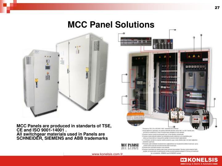 MCC Panel Solutions