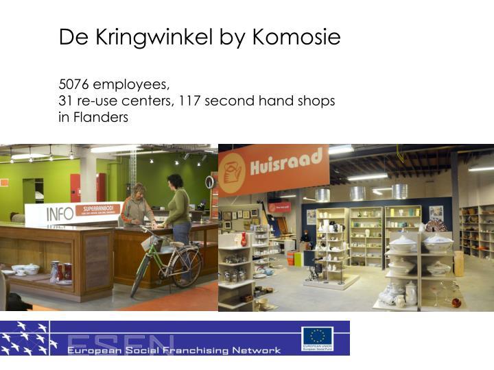 De Kringwinkel by Komosie