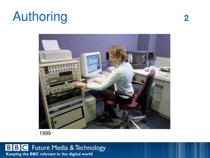 Authoring