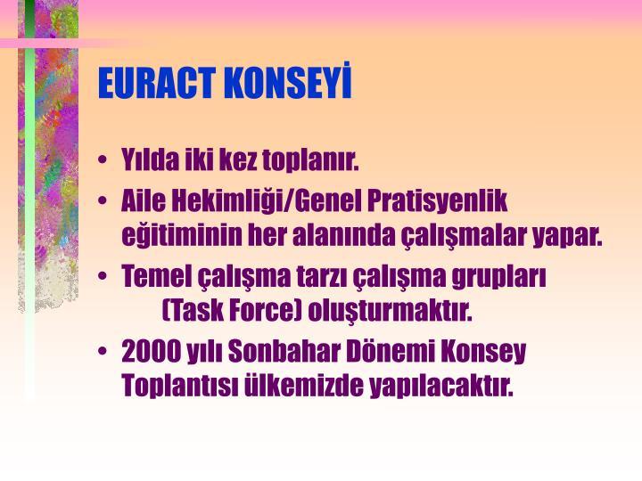 EURACT KONSEYİ