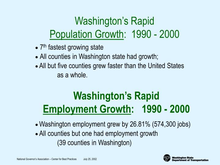 Washington's Rapid