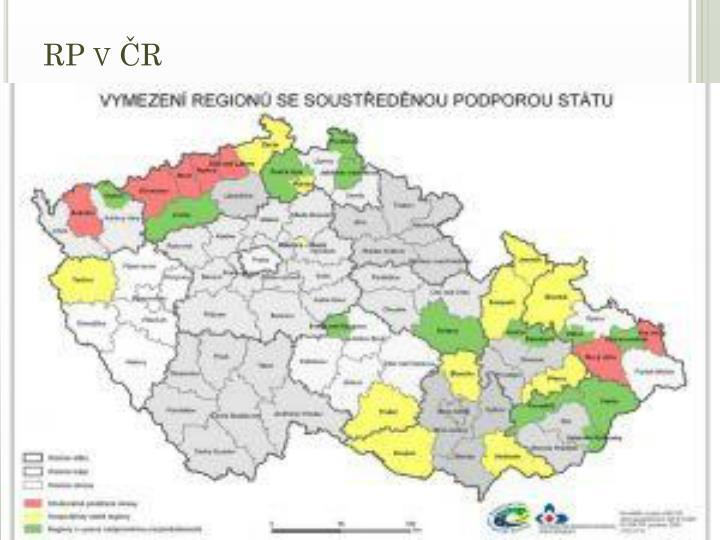 RP v ČR