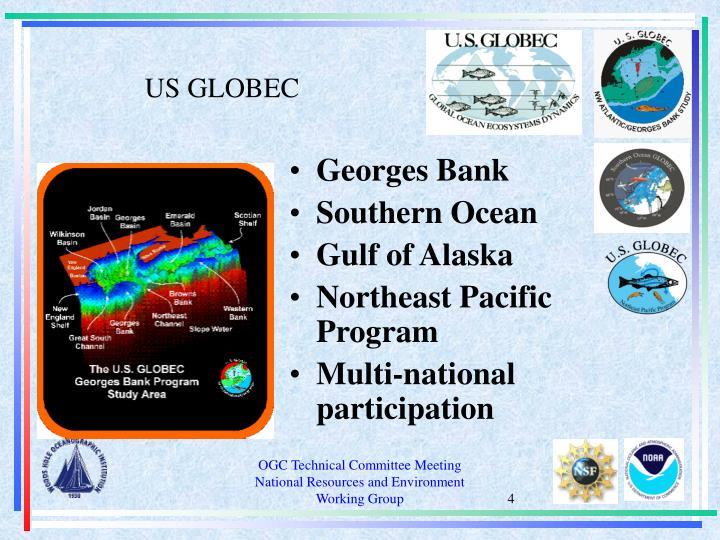 US GLOBEC