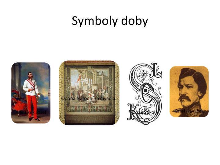 Symboly doby