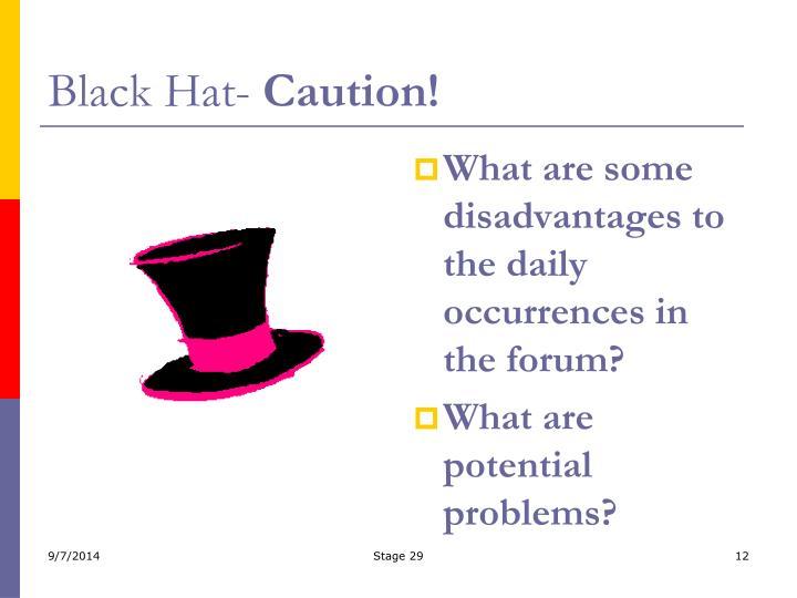 Black Hat-