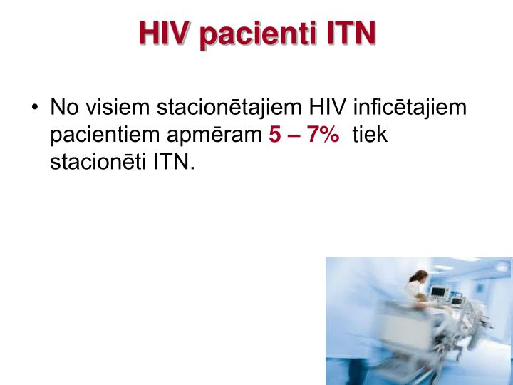 Hiv pacienti itn