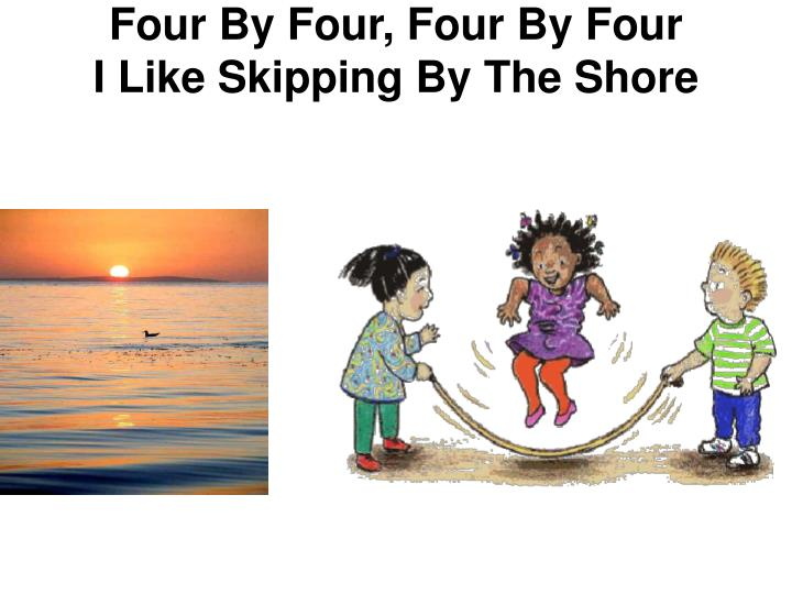 Four By Four, Four By Four