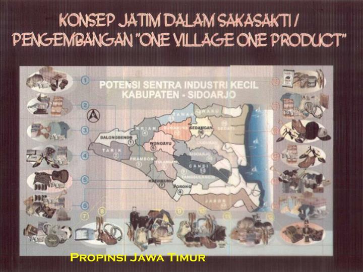 Propinsi Jawa Timur