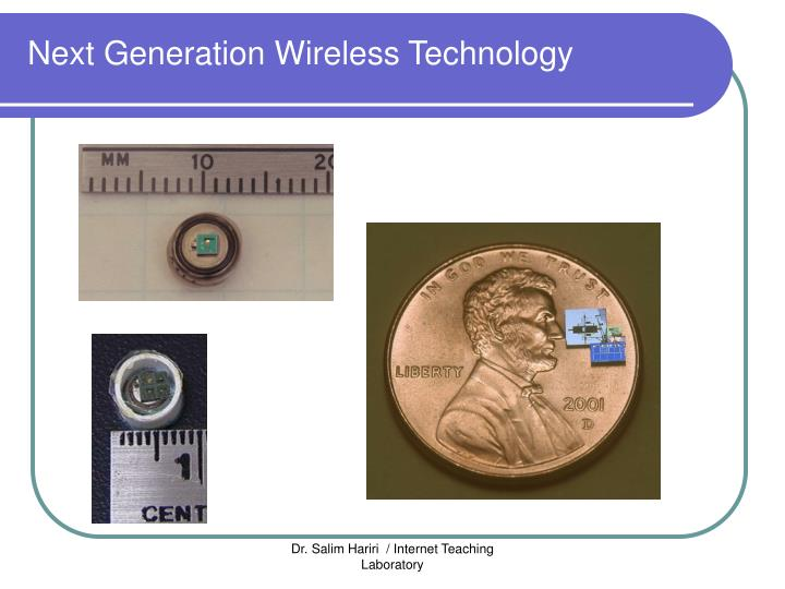 Next Generation Wireless Technology