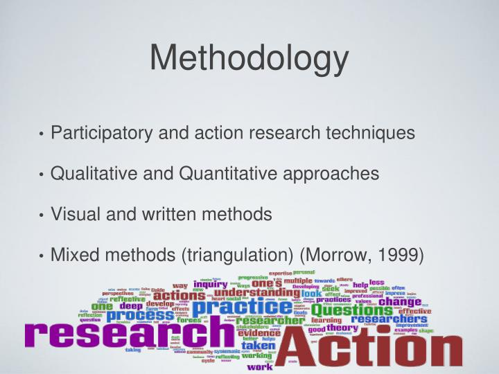 research methodology quantitative and qualitative methods