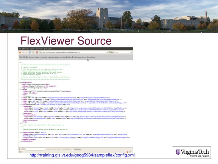 FlexViewer Source
