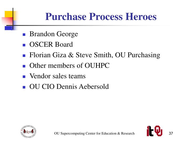 Purchase Process Heroes
