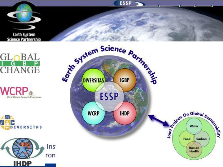 Slide on ESSP