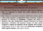 fichte 1762 1814 gli elementi teorici distintivi del suo pensiero