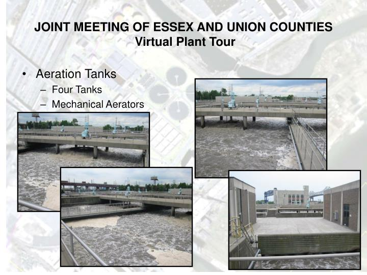 JOINT MEETING OF ESSEX AND UNION COUNTIES