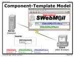 component template model