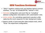 sew functions envisioned